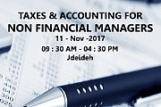 Taxes & Accounting for non Financial Managers