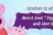 Meet & Greet Peppa & Georges