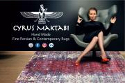 Designer Festival: Modern Handmade Luxury Rugs