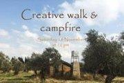 Creative Walk & Campfire