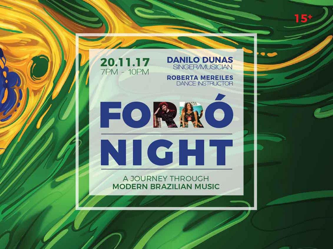 Forró Night: A Journey Through Modern Brazilian Music
