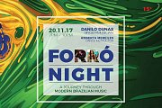 Forró Night: A Journey Through Modern Brazilian Music
