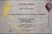 An Inner Scream by Simon Mhanna
