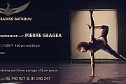 Pierre GEAGEA Dance & Signs workshop