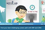 Best ERP & CRM Career Workshop