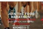Beirut Marathon Village 2017 in Mar Mikhael