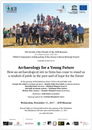 Archaeology for a Young Future Museum Exhibition