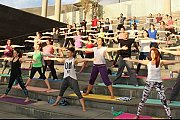 Free Yoga Session at Trainstation Mar Mikhaël