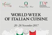 World Week of Italian Cuisine