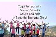 Yoga Retreat Bkerzay - Chouf