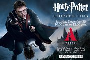 Storytelling: Harry Potter and the Philospher's Stone