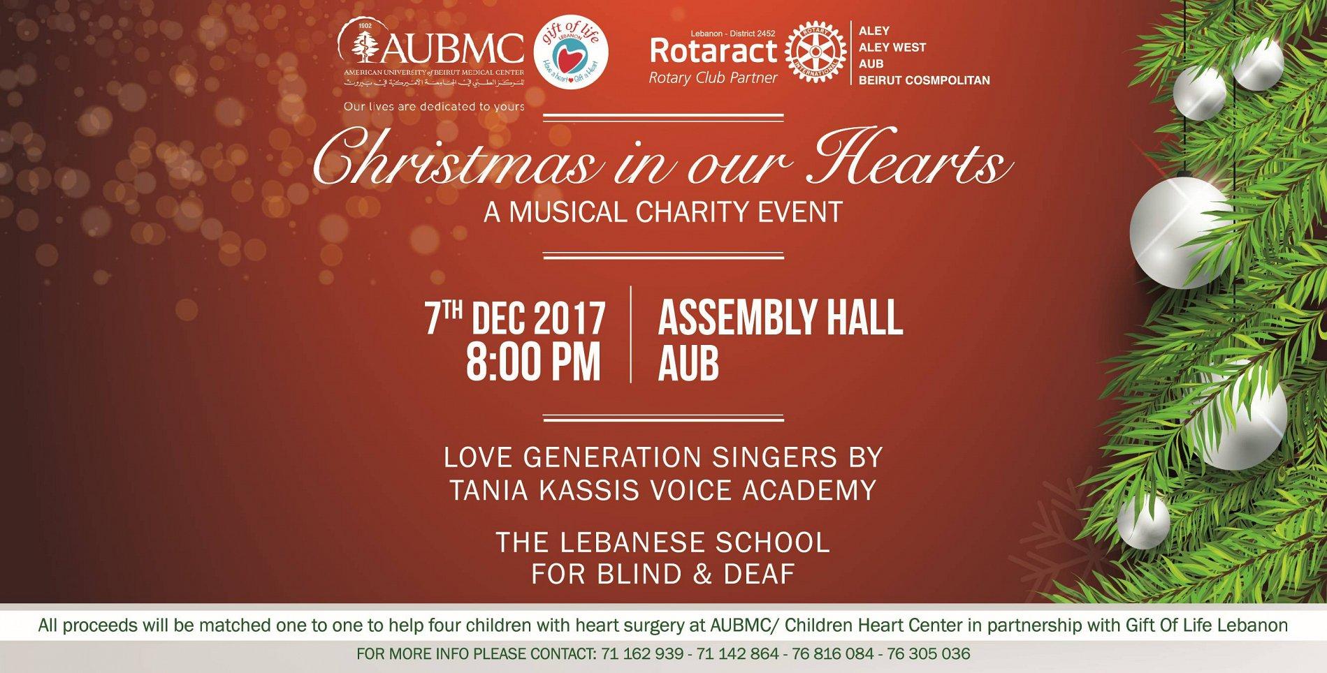 Christmas In Our Hearts.Christmas In Our Hearts Lebtivity