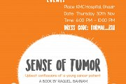Sense of Tumor - Book Signing