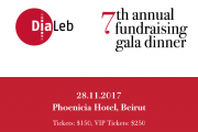 Dialeb's 7th Annual Fundraising Gala Dinner