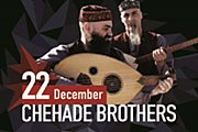 The Chehade Brothers Live in Concert at Platea