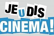 JEUDIS CINEMA! A l'Institut Francais