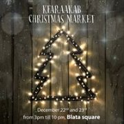 Kfaraakab Christmas Market