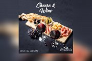 Cheese & Wine at Bay Lodge Boutique Hotel