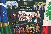 FESTA NATALINA 2017 - Lebanese Brazilian Event in Casino Du Liban