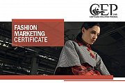 Fashion Marketing Certificate