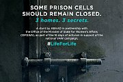 Some Prison Cells Should Remain Closed! 3 Homes. 3 Secrets.
