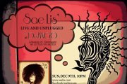 Sae Lis' Unplugged, live at Django