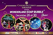 Wonderland Soap Bubble Show