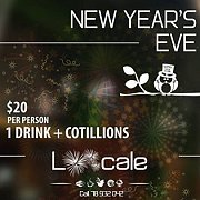 NYE at Locale Mar Mikhael