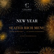 New Year's Eve 2018 at Colibri Hotel
