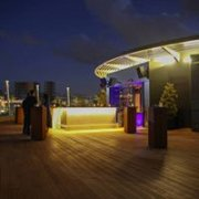 A Wild New Year's Party at Kempinski's Pier 78