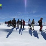 Snowshoeing - Laqlouq with DALE Corazon LE