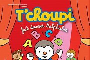 T'Choupi Fait Danser l'alphabet