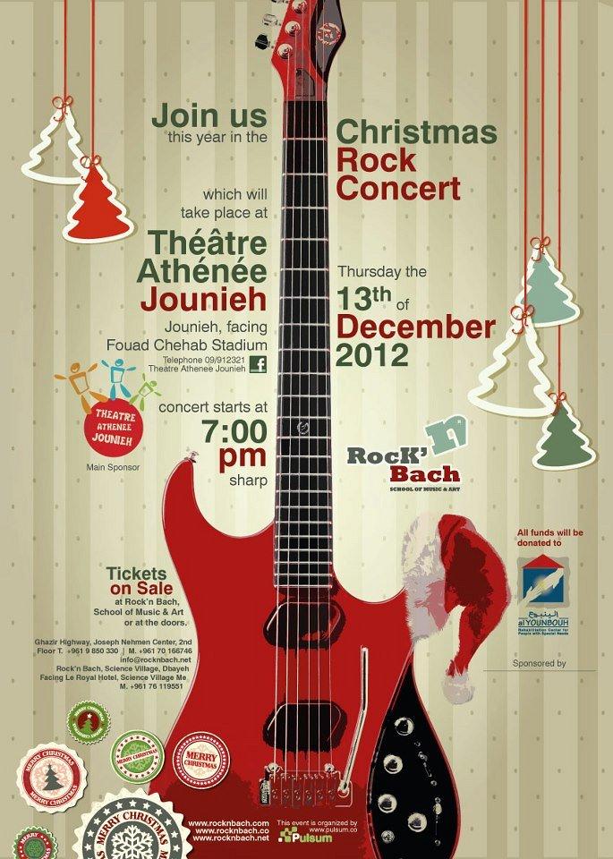 Christmas Rock Concert « Lebtivity