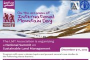 International Mountain Day - Mountain Summit on Sustainable Developement