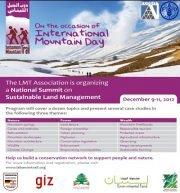 International Mountain Day - Mountain Summit on Sustainable Developement