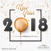 New Year's Eve 2018 at Bay Lodge