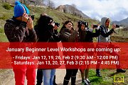 Beirut Photography Workshops - January Beginner Level Workshop