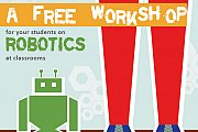 FREE Workshops on Robotics