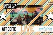 Afrodite Live at Hamra Urban Gardens