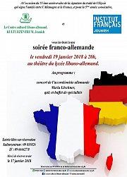 Soirée Franco-allemande