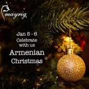 Armenian Christmas.Authentic Armenian Christmas At Mayrig Lebtivity