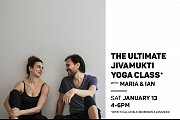 The Ultimate Jivamukti Yoga Class