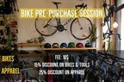 Bike Pre-Purchase Session