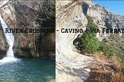River Crossing - Caving - Via Ferrata