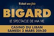 Jean Marie Bigard en spectacle au Casino du Liban