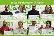 21 Day Transformation Challenge