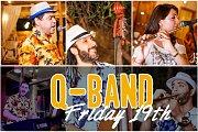 Q-Band Latin Live beats
