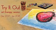 Try It Out - Art Therapy for Adults