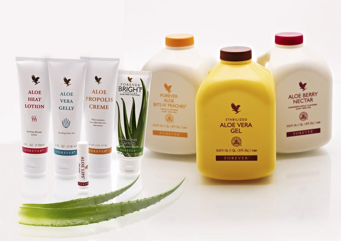 Open Day at Forever Living to discover Aloe vera's products « Lebtivity