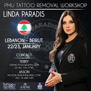 Tattoo Removal Workshop with Linda Paradis